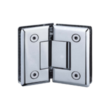 Glass to Glass Shower Door Hinges Heavy Duty