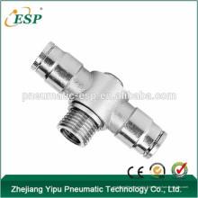 chine ESP pneumatique vente chaude raccords en laiton pour tuyau en pvc
