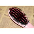Fast Hair Straightener LCD Display Hair Styling Brush