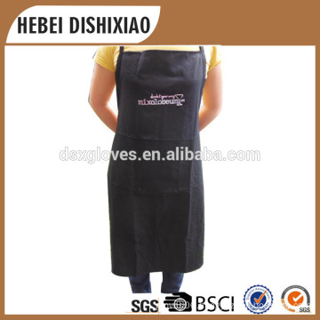 Promotional Wholesale china factory cotton black apron best selling products in america