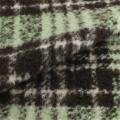 30% Шерсть 70% Полиэфирная ткань Шерстяная женская одежда