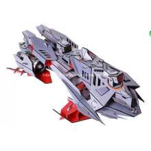 Hydroptère vaisseau d'attaque de requin
