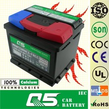 616, 618, 619, 12V36AH, modelo da África do Sul, Auto Storage Maintenance Free Car Battery