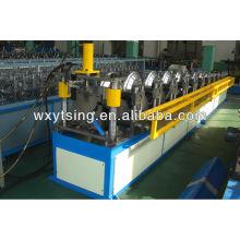 Completamente automático YTSING-YD-0431 Pase CE y ISO Autenticación Ridge Cap Roll Form Machine