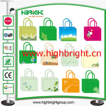 China Factory Supermarket Shopping Bag Design on Sale