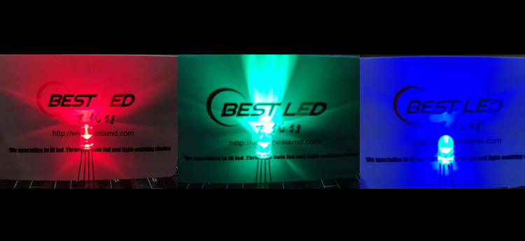 common Anode RGB LED