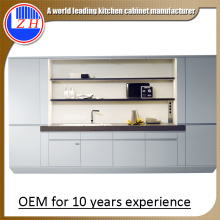 2015 New Sample Designs Wooden MDF Kitchen Cabinets (customized)