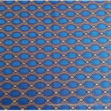 Mylon and Spandex Jacquard Lace Fabric