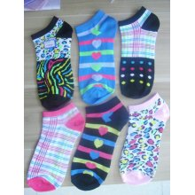 Woman Low Cut Cotton Socks Everyday Wear Competitive Price