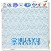 Tissus de couverture de siège de voiture en tricot Raschel