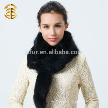 2015 Newest Ladies Winter Scarf Whole Skins Genuine Fox Fur Scarf
