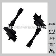 Bobina de ignição de Mazda para Mazda 323 BJ Premacy CP FFY1-18-100 FP85-18-100C