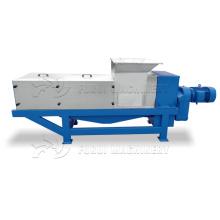 factory price beer waste dewatering machine/white wine grains dehydrator machine/spent grains screw press machine