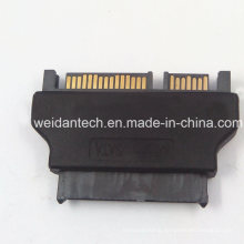 SATA (7+15) to SATA (7+9) Converter Adapter
