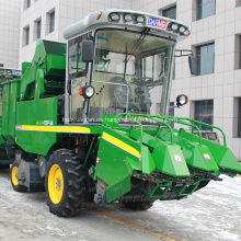 ¿Cómo funciona la cosechadora pequeña máquina de cultivo