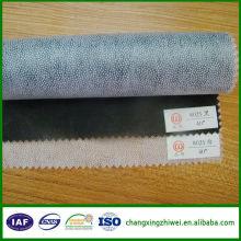Preço de fábrica Vestuário Material não tecido de interface fusível