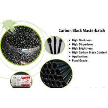 Masterbatch preto para plástico