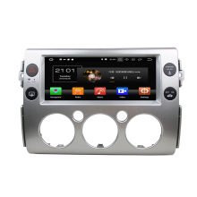 FJ cruiser android auto dvd