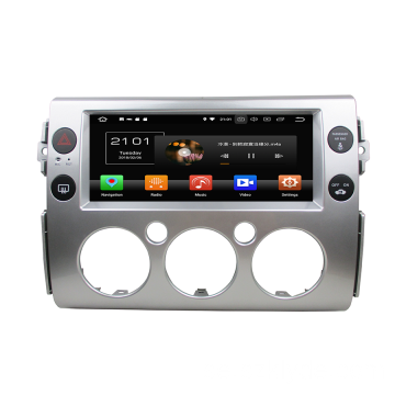 FJ cruiser android bil dvd