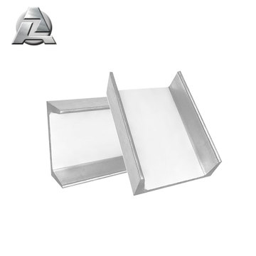 tight tolerance standard bosch aluminum extrusion u profiles
