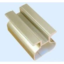 Materiales de construcción Perfil de ventana de aluminio 6063
