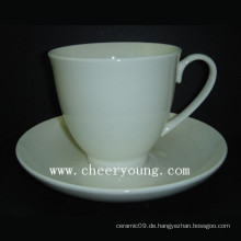 Keramik Cup und Untertasse (CY-B546)