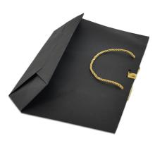 Mode-Papiergeschenktüten mit Pufferfliege-Knoten