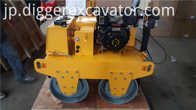 Small Road Roller Price