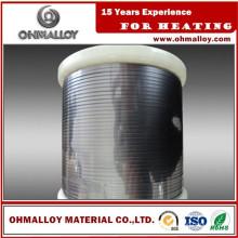 Preço barato Nicr30 / 20 Fornecedor Ni30cr20 Wire Alumínio recarregado Precise Resistor