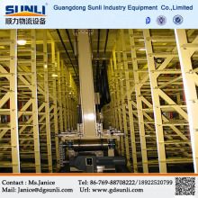 Dongguan Lieferanten automatisierter Lager 3-dimensionale Metall Lagerregal