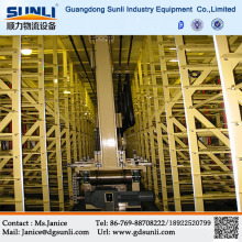Dongguan Supplier Automated Warehouse 3-dimensional Metal Storage Rack