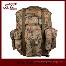 Imperméable à l'eau Camping sac militaire sac à dos pour OEM