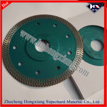 125mm Diamond Hot Pressed Long Life Blade for Ceramic
