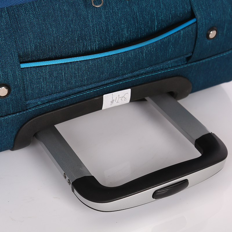 Huge Capacity Fabric Swivel Universal Wheels Luggage4