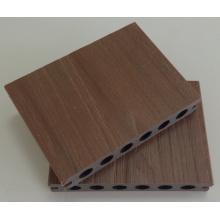 Co-Extrusion Capped Decking Board para terraza y terraza, patio