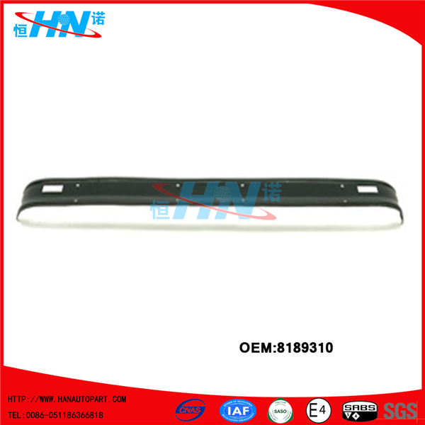 Sun Visor With Holes 8189310 Truck Spare Parts For Volvo