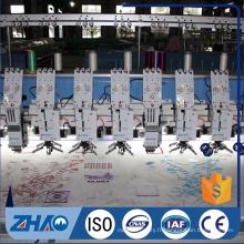 Machine de broderie informatisée à 18 pignons à tête fixe à vendre