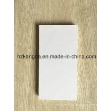 Placa / hoja / tablero de la espuma del PVC de la prueba blanca del agua