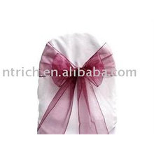 sashes,organza sashes,chair wraps/ties