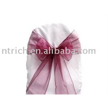 sashes,organza sashes,chair wraps/ties