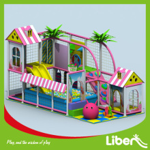 Innovativer Indoor-Spielplatz