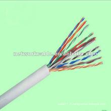 Système de surveillance à 20 paires Câble téléphonique avec haute performance