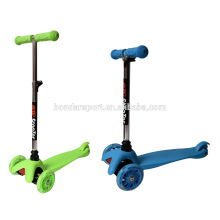hot selling cheap mini kick scooter for kids with adjustable pole