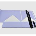 Одежда Игрушки Индустрия красоты Фиолетовая складная подарочная коробка