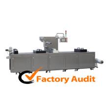 Dlz-460 полностью автоматическая машина для вакуумной упаковки риса непрерывного действия