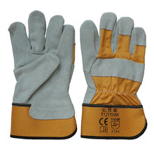 Heavy Duty Anti-Sratch Working Gloves with Ce En388 4144