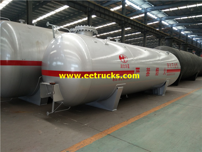 5000 Gallon 10ton Domestic Propane Vessels