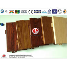 4D Wood Composite Panels for Interior Decoration.