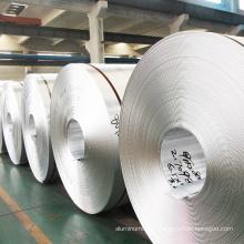 bobine de feuille de toiture en aluminium