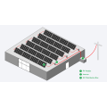 HOT Sale 25KW Commercial On Grid solar system